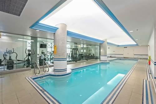 301-1188 Quebec Street Vancouver - Indoor Pool at 301 - 1188 Quebec Street, Mount Pleasant VE, Vancouver East