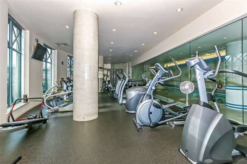 301-1188 Quebec Street Vancouver - Gym at 301 - 1188 Quebec Street, Mount Pleasant VE, Vancouver East