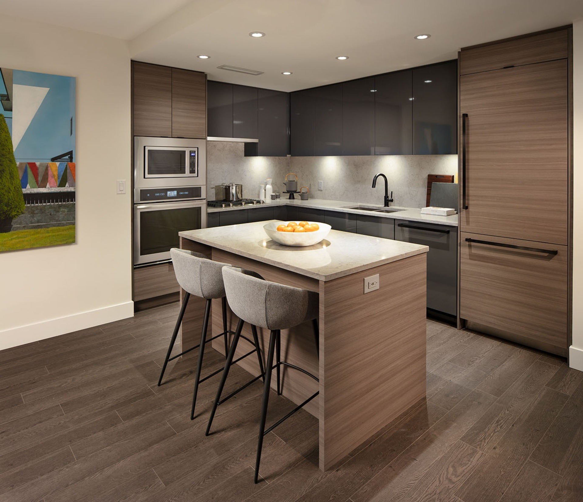 1204 - 3438 Sawmill Crescent, South Marine, Vancouver East