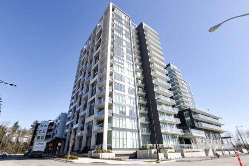 1505-8570 Rivergrass Drive, Vancouver - Exterior at 1505 - 8570 Rivergrass Drive, South Marine, Vancouver East