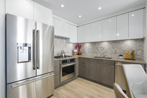 1505-8570 Rivergrass Drive, Vancouver - Kitchen at 1505 - 8570 Rivergrass Drive, South Marine, Vancouver East