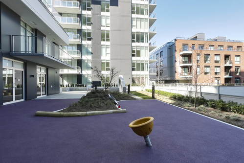 1505-8570 Rivergrass Drive, Vancouver - Playground at 1505 - 8570 Rivergrass Drive, South Marine, Vancouver East