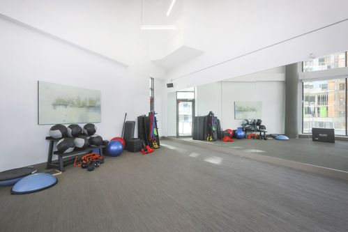 903-3557 Sawmill Crescent - Gym at 903 - 3557 Sawmill Crescent, South Marine, Vancouver East