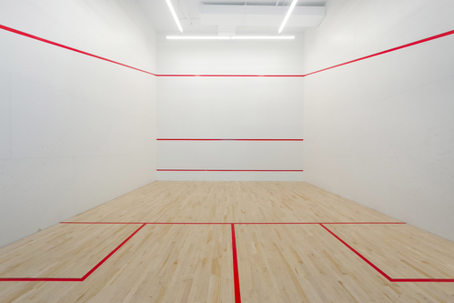 903-3557 Sawmill Crescent - Squash Court at 903 - 3557 Sawmill Crescent, South Marine, Vancouver East
