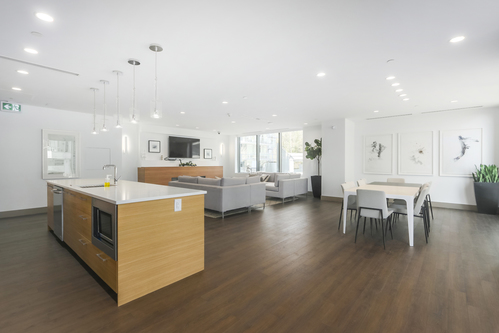 903-3557 Sawmill Crescent - Social Lounge at 903 - 3557 Sawmill Crescent, South Marine, Vancouver East