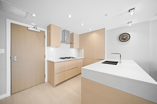 210-508 W. 29th Avenue - Kitchen at 210 - 508 W 29th Avenue, Cambie, Vancouver West