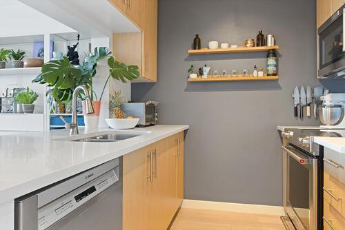 2901-3660 Vanness Ave - Kitchen at 2109 - 3660 Vanness Avenue, Collingwood VE, Vancouver East