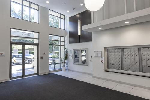 2901-3660 Vanness Ave - Lobby at 2109 - 3660 Vanness Avenue, Collingwood VE, Vancouver East
