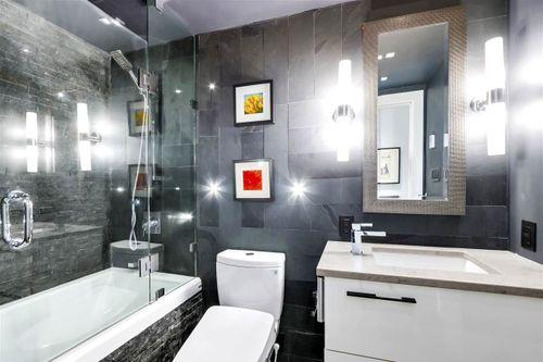 833 Seymour Street - Bathroom at 2306 - 833 Seymour Street, Downtown VW, Vancouver West