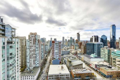 833 Seymour Street - Views at 2306 - 833 Seymour Street, Downtown VW, Vancouver West
