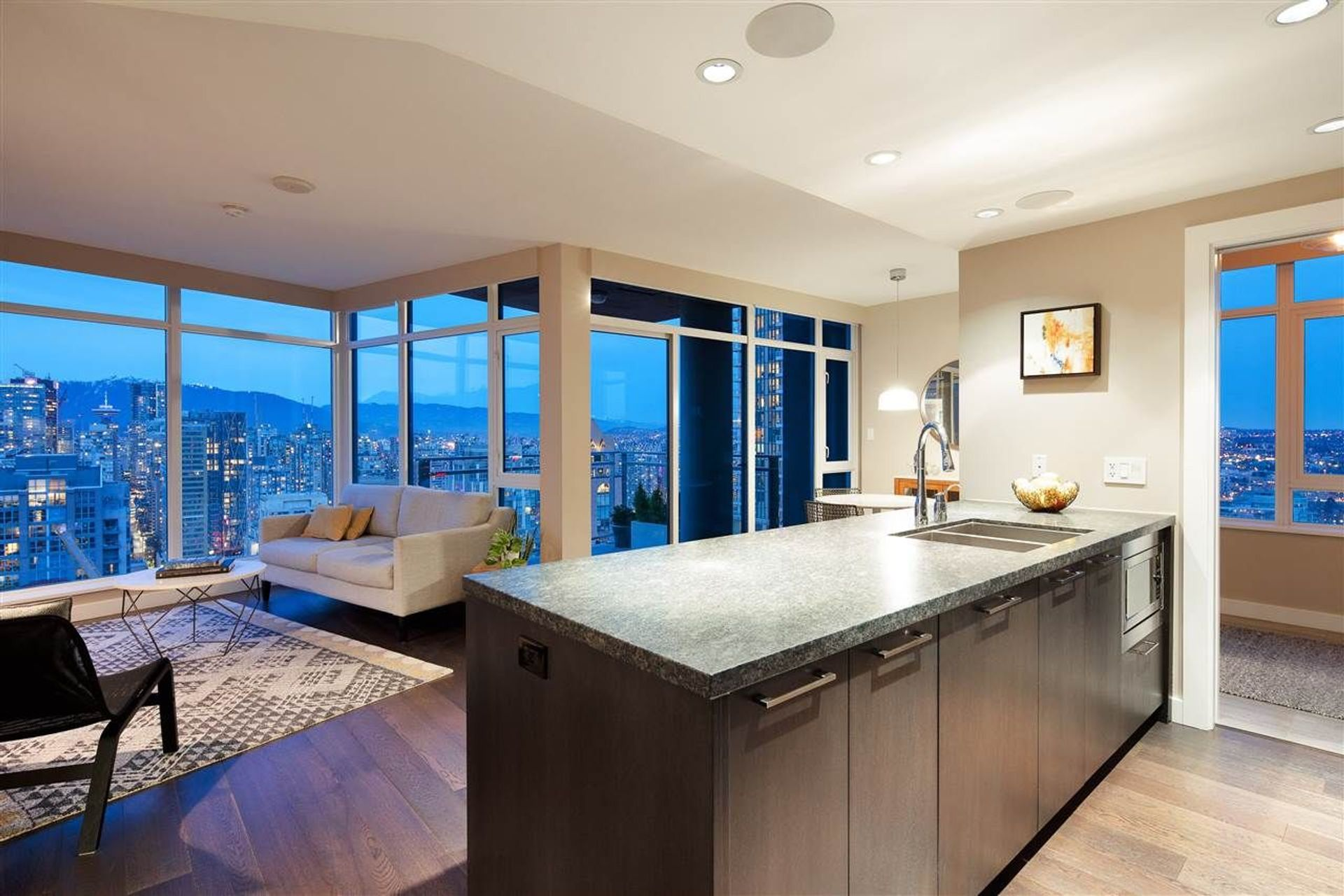 3705 - 1372 Seymour Street, Downtown VW, Vancouver West