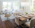 Aldynne by Polygon - Dining and Living at 1906 - 5883 Barker Street, Central Park BS, Burnaby South