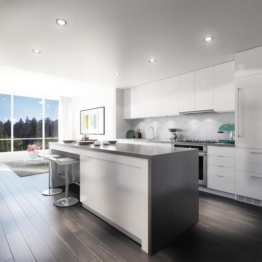 Aldynne by Polygon - Kitchen  at 1906 - 5883 Barker Street, Central Park BS, Burnaby South