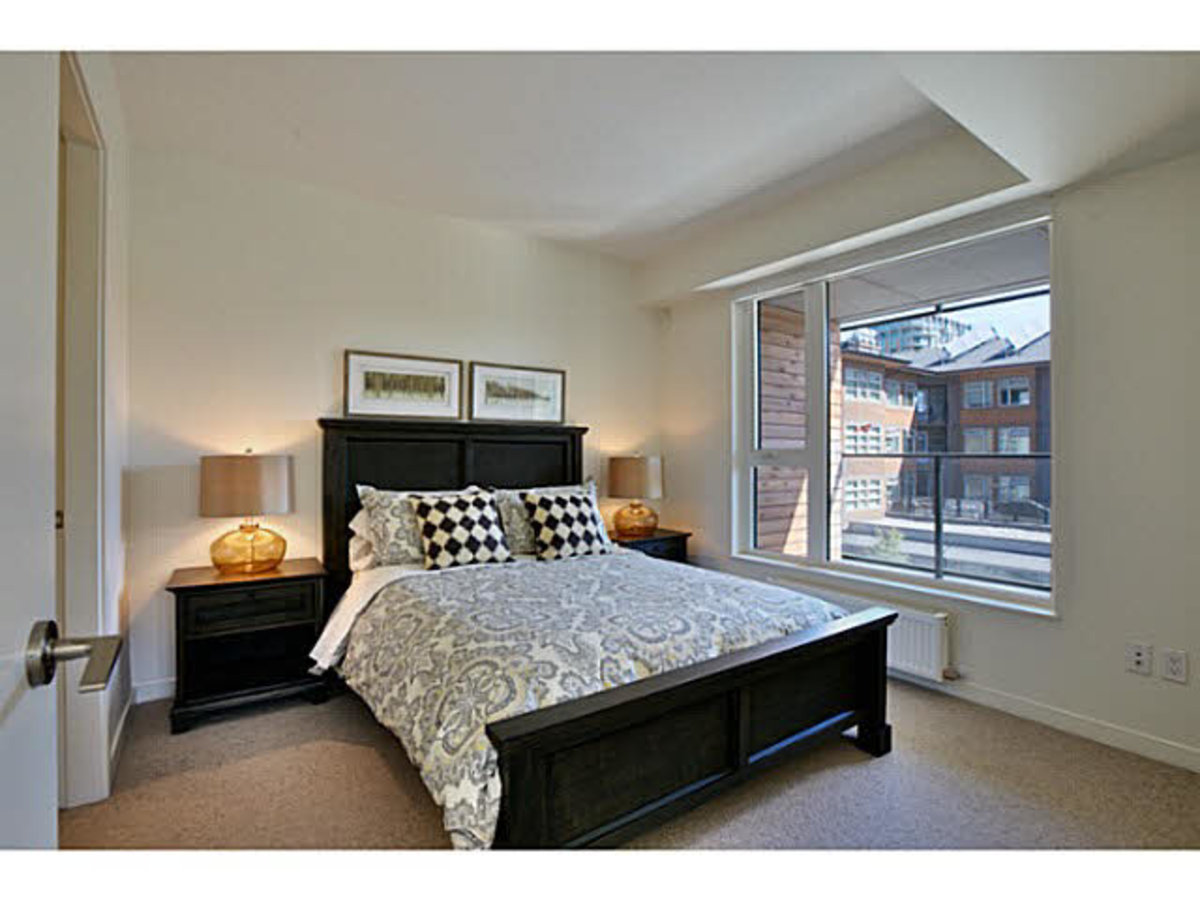 YU at UBC - master bedroom at 323 - 5955 Birney Avenue, University VW, Vancouver West