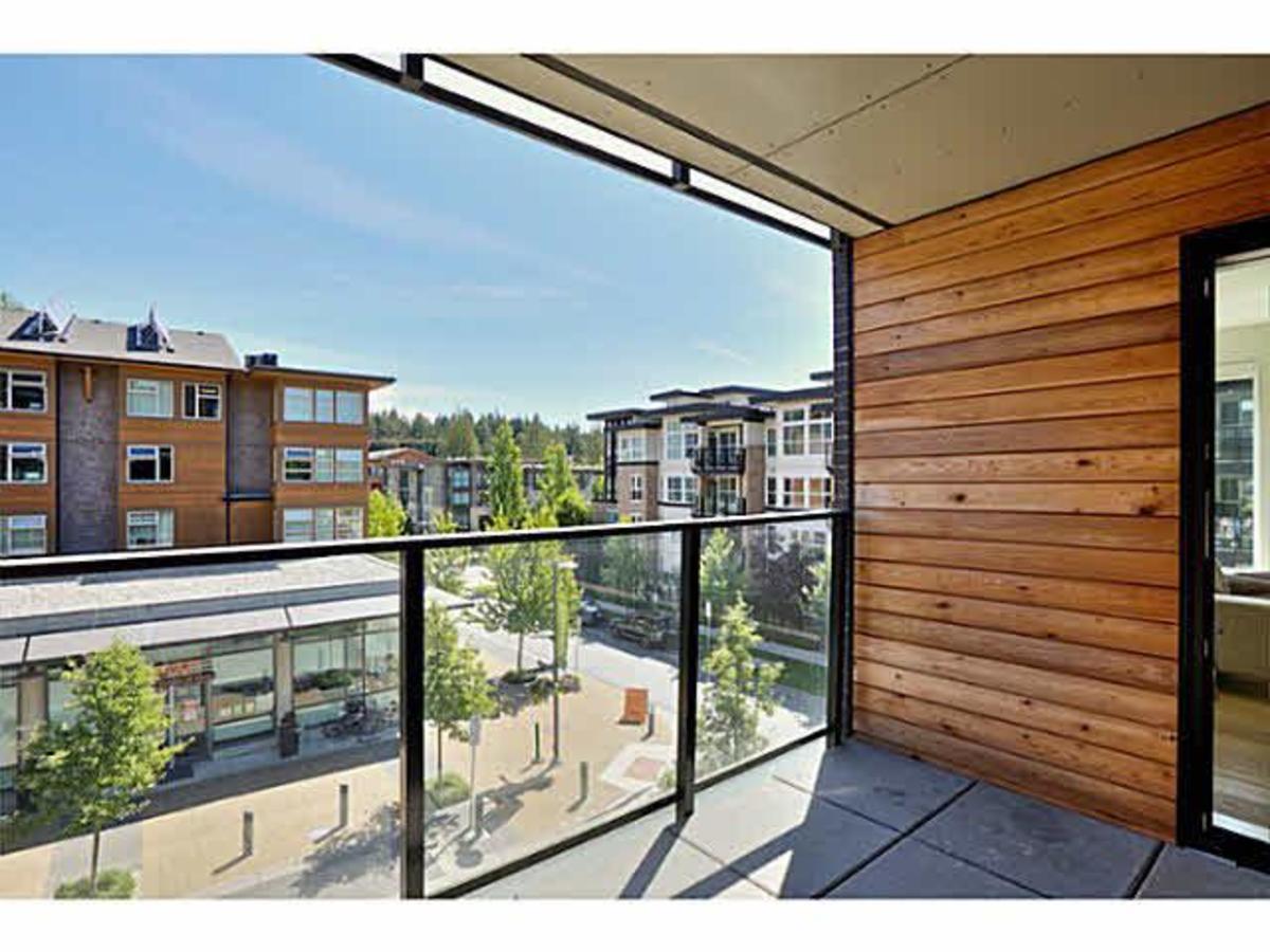 YU at UBC - balcony at 323 - 5955 Birney Avenue, University VW, Vancouver West