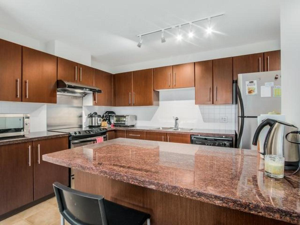 506-2138 Madison - Kitchen 2 at 506 - 2138 Madison Avenue, Brentwood Park, Burnaby North