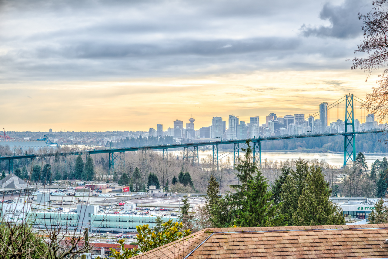 945 Keith Road - West Vancouver- This view awaits you at 945 Keith Road, Sentinel Hill, West Vancouver