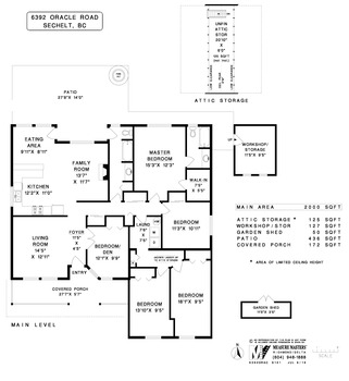floor-plan at 6392 Oracle Road, Sechelt District, Sunshine Coast