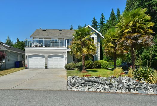 5130-ridgeview-dr at 5130 Ridgeview Drive, Sechelt District, Sunshine Coast