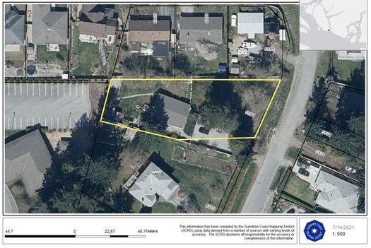 scrd-map at 5577 Winter Road, Sechelt District, Sunshine Coast