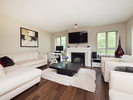 Living Room at 206 - 3097 Lincoln Avenue, New Horizons, Coquitlam
