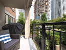 Deck at 206 - 3097 Lincoln Avenue, New Horizons, Coquitlam