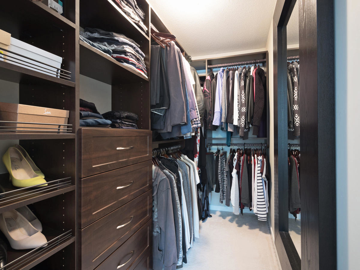 California Closet at 206 - 3097 Lincoln Avenue, New Horizons, Coquitlam