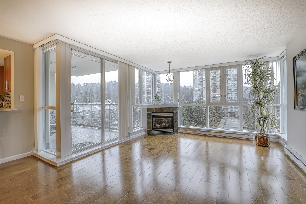 _b0a2409 at 605 - 235 Guildford Way, North Shore Pt Moody, Port Moody
