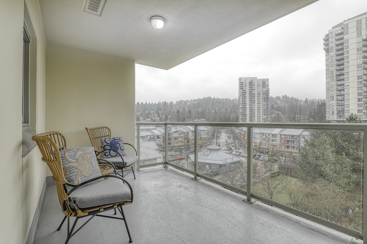 _b0a2469 at 605 - 235 Guildford Way, North Shore Pt Moody, Port Moody