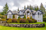 Exterior Front at 230 Fern Drive, Anmore, Port Moody