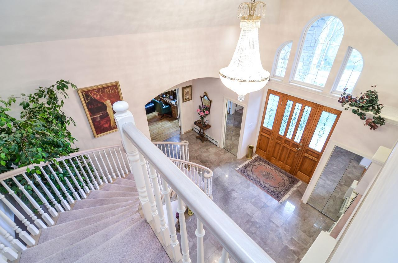 Upstairs View 1 at 230 Fern Drive, Anmore, Port Moody
