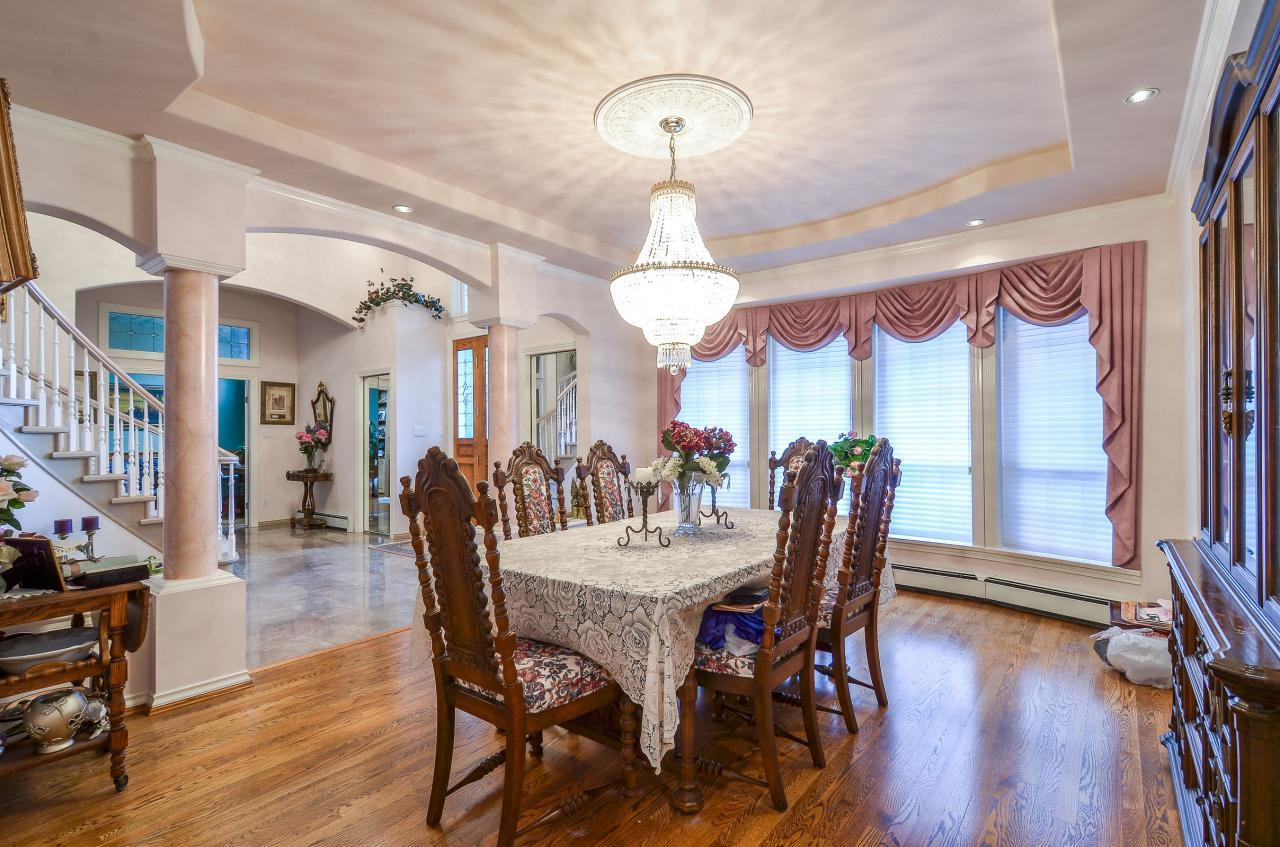 Dining Room at 230 Fern Drive, Anmore, Port Moody