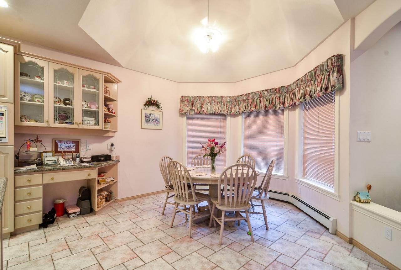 Eating Area at 230 Fern Drive, Anmore, Port Moody