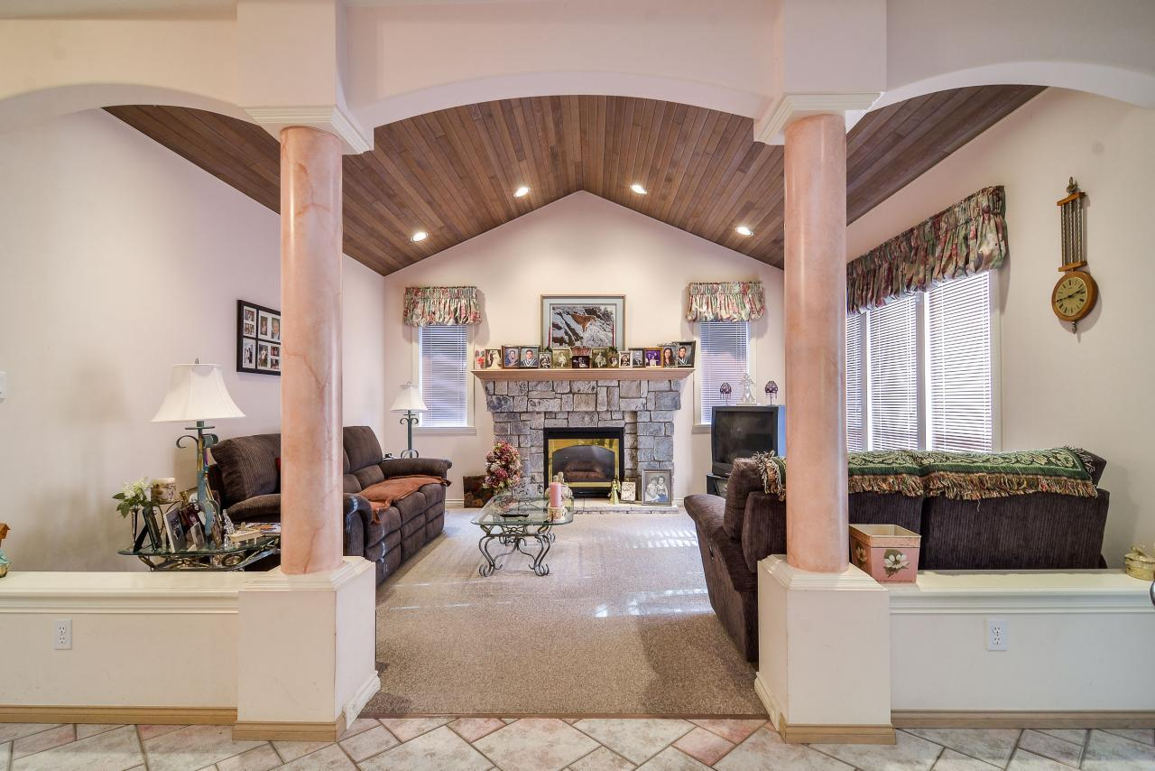 Family Room at 230 Fern Drive, Anmore, Port Moody