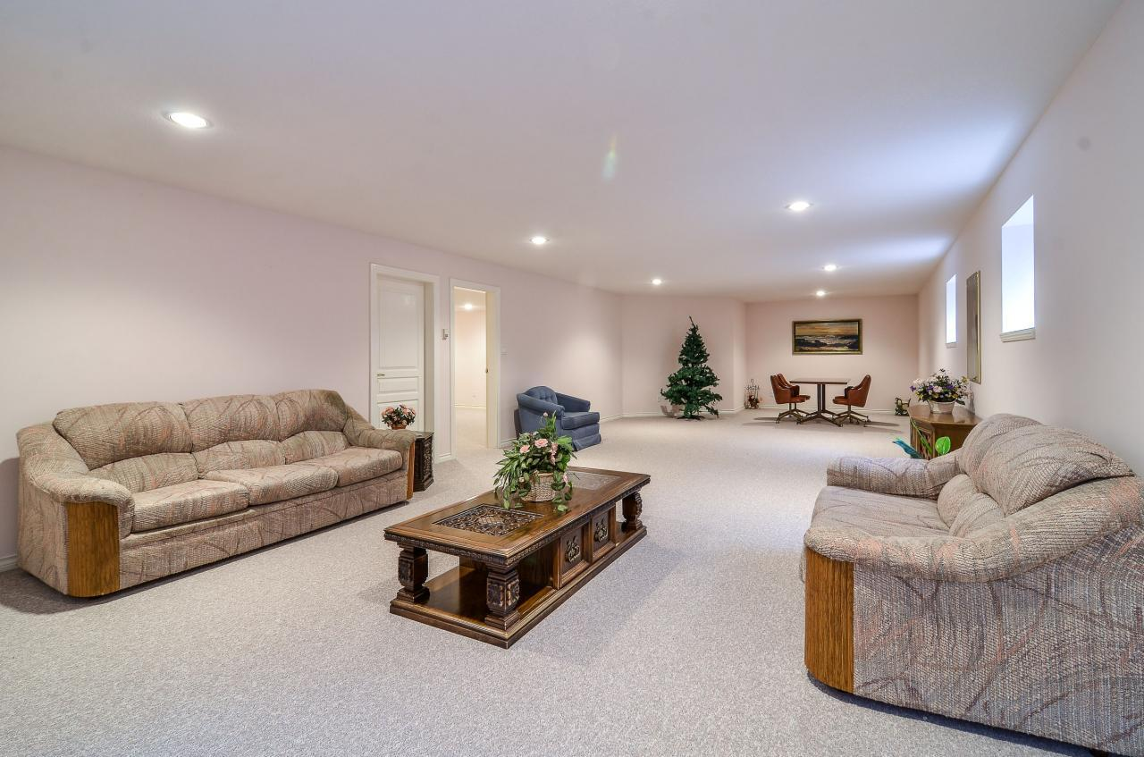 Basement at 230 Fern Drive, Anmore, Port Moody