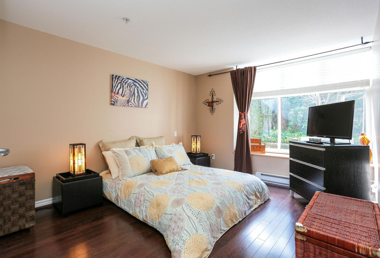 Master Bedroom at 42 - 7128 Stride Ave, Burnaby East