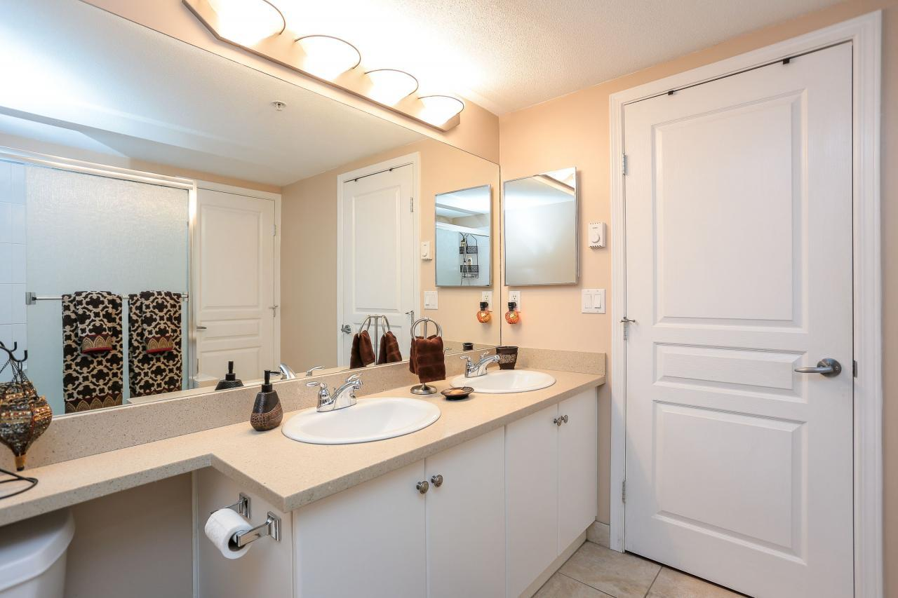Bathroom at 42 - 7128 Stride Ave, Burnaby East