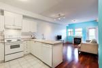 Kitchen at 105 - 1591 Booth Avenue, Maillardville, Coquitlam