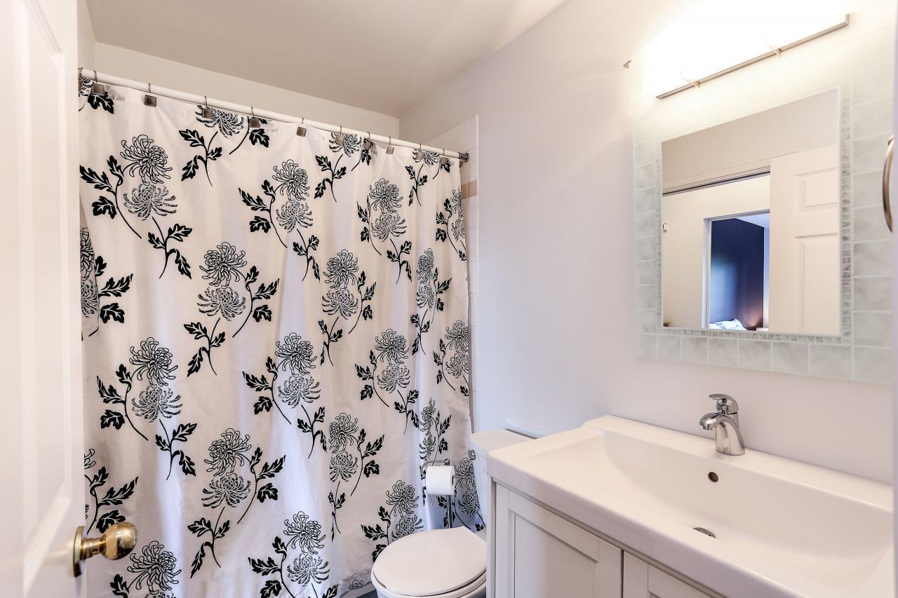 Bathroom at 105 - 1591 Booth Avenue, Maillardville, Coquitlam