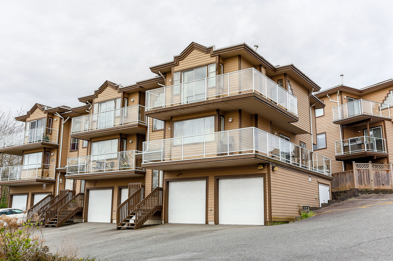 Exterior at 8 - 1872 Harbour Street, Citadel PQ, Port Coquitlam