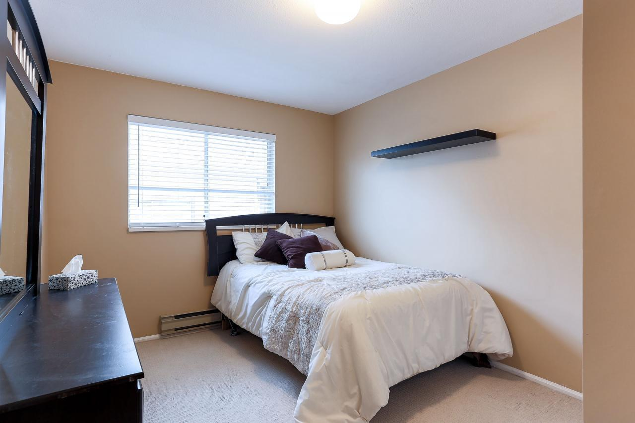 3rd bedroom at 8 - 1872 Harbour Street, Citadel PQ, Port Coquitlam