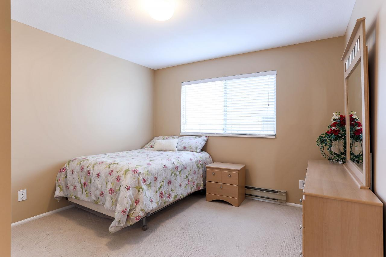 2nd bedroom at 8 - 1872 Harbour Street, Citadel PQ, Port Coquitlam