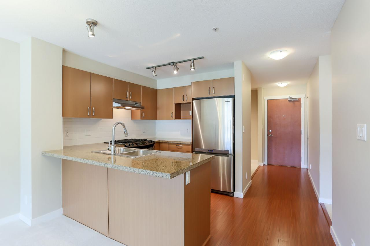 Kitchen at 308 - 3097 Lincoln Ave, New Horizons, Coquitlam