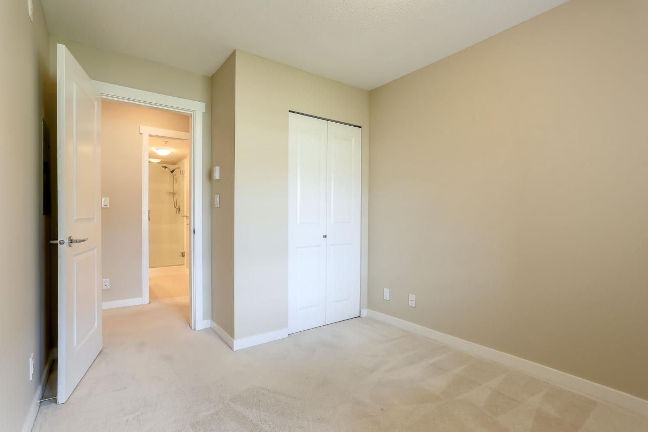 2nd Bedroom at 308 - 3097 Lincoln Ave, New Horizons, Coquitlam