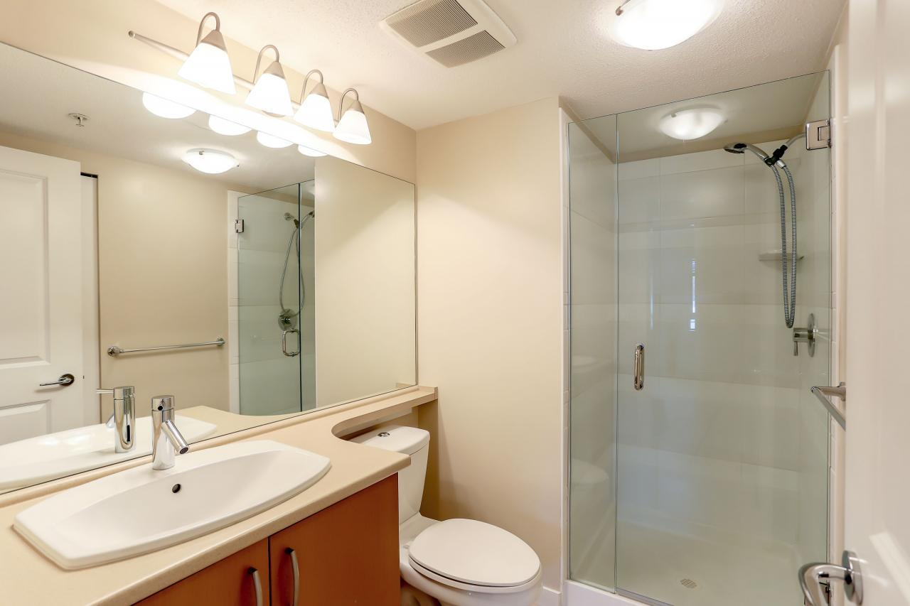 Main Bathroom at 308 - 3097 Lincoln Ave, New Horizons, Coquitlam