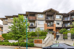 Exterior at 404 - 400 Klahanie Drive, Port Moody Centre, Port Moody