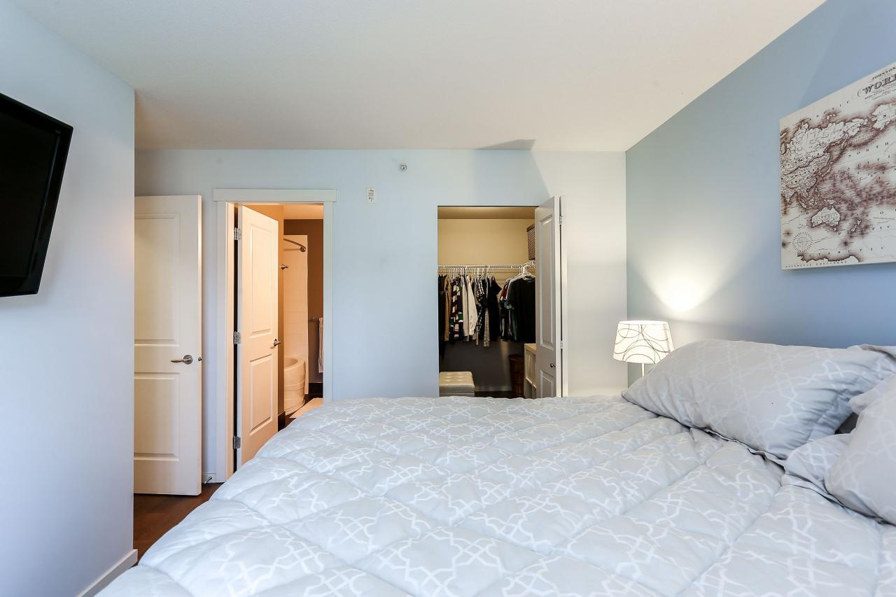 Master Bedroom at 404 - 400 Klahanie Drive, Port Moody Centre, Port Moody