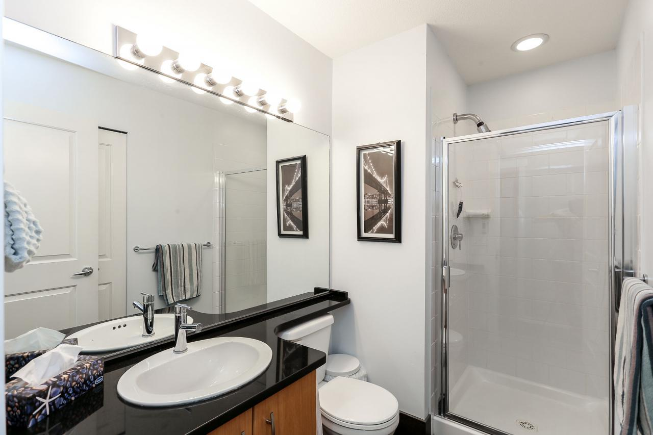 Main Bathroom at 404 - 400 Klahanie Drive, Port Moody Centre, Port Moody