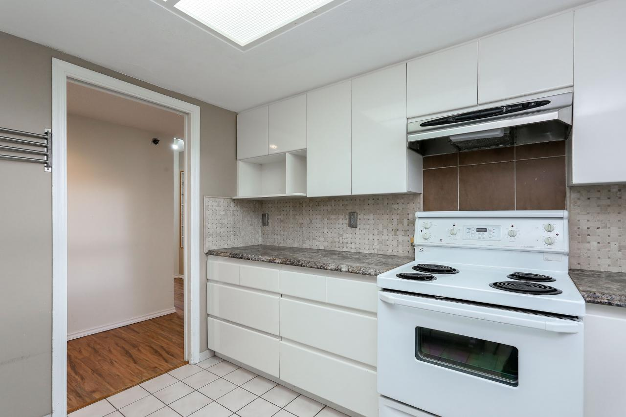 Kitchen at 704 - 1189 Eastwood Street, North Coquitlam, Coquitlam
