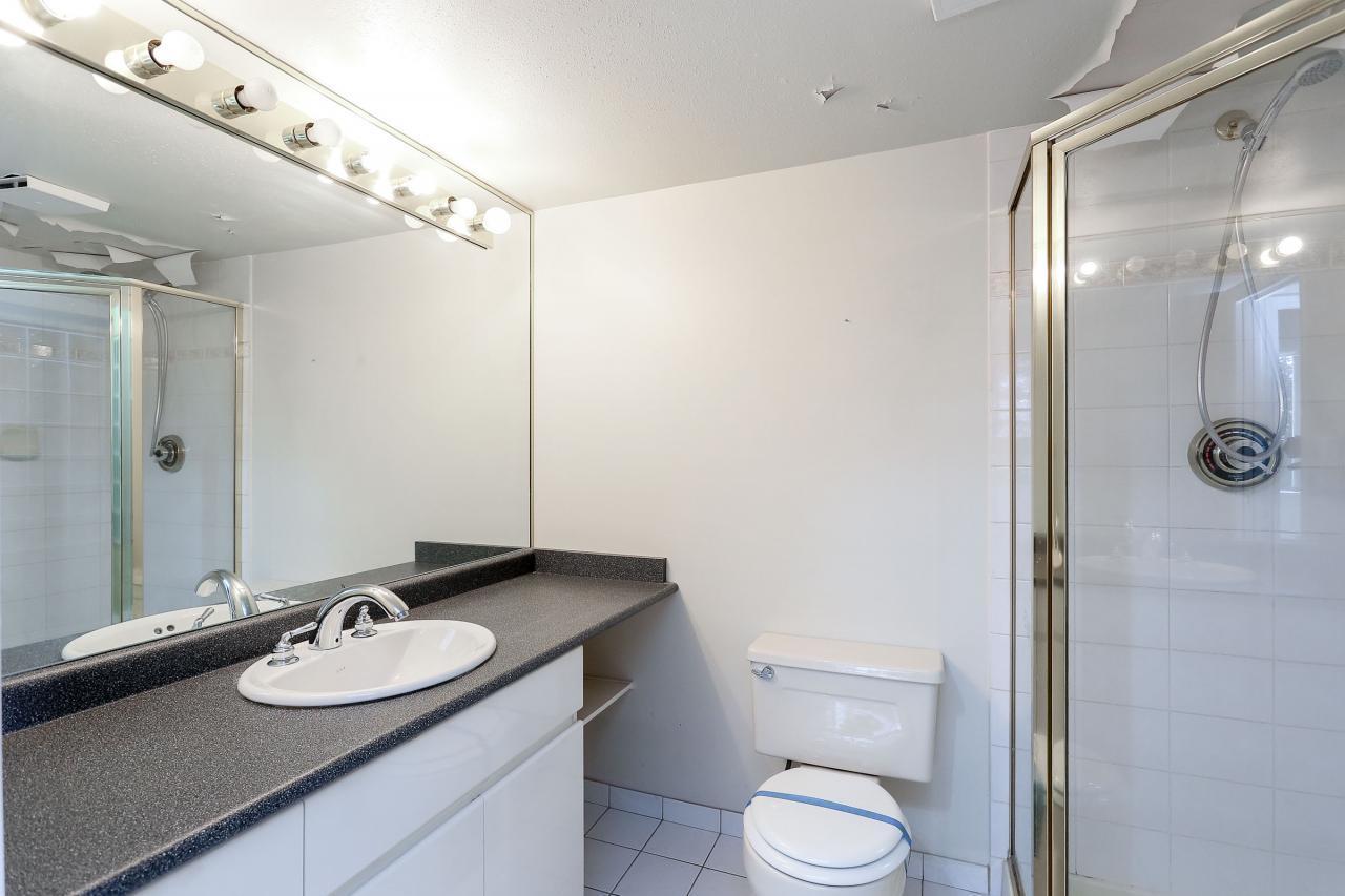 Main bathroom at 704 - 1189 Eastwood Street, North Coquitlam, Coquitlam